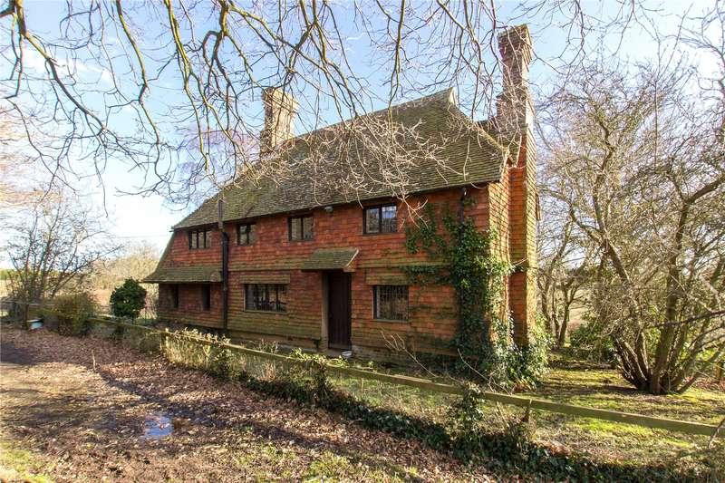 3 Bedrooms Detached House for sale in Wartling Road, Wartling