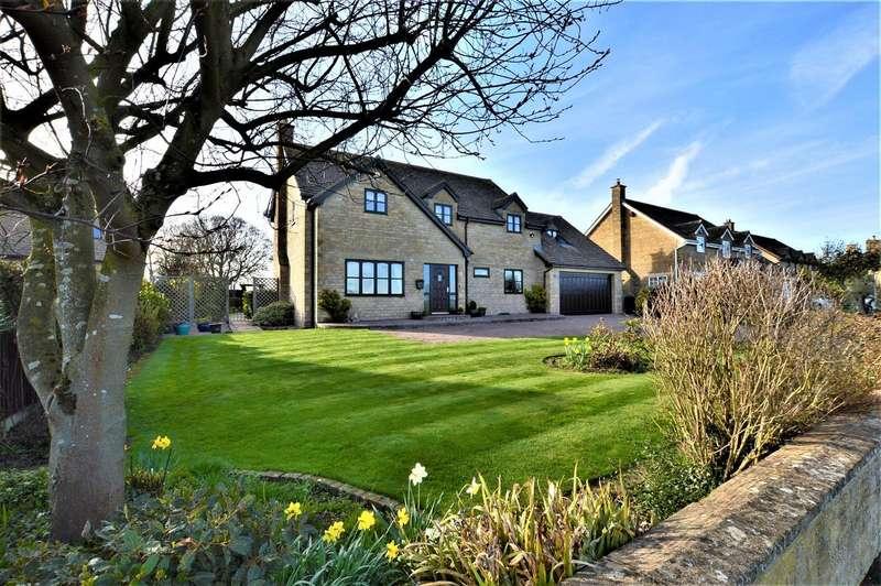 4 Bedrooms Property for sale in Manor Farm Lane, Essendine, Stamford