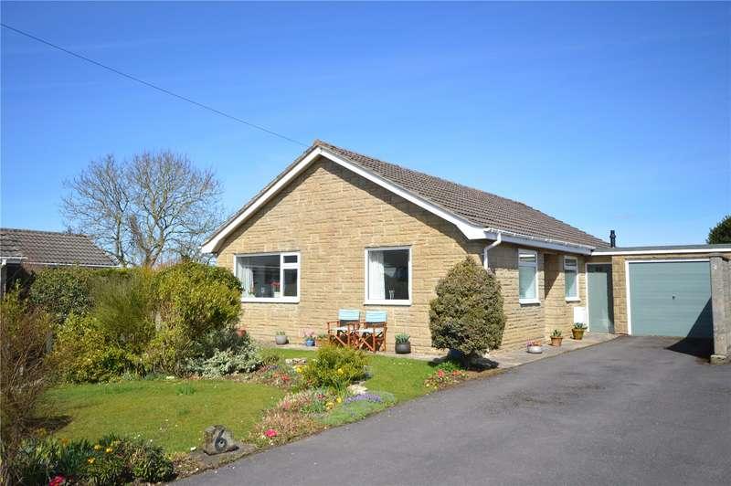 3 Bedrooms Detached Bungalow for sale in Brockley Acres, Eastcombe, Stroud, Gloucestershire, GL6