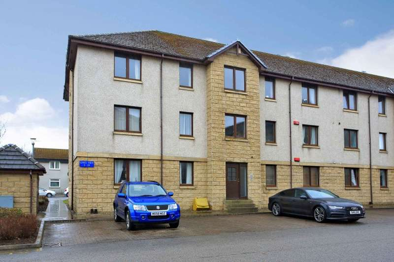 2 Bedrooms Flat for sale in Links View, Linksfield Road, Aberdeen, Aberdeenshire, AB24 5RG