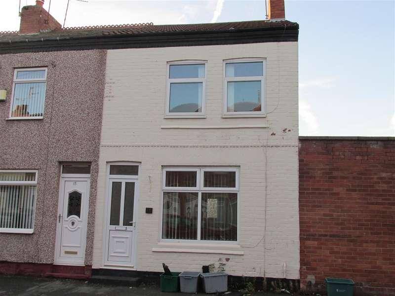 2 Bedrooms End Of Terrace House for sale in Kingsley Road 'QUICK SALE', Ellesmere Port