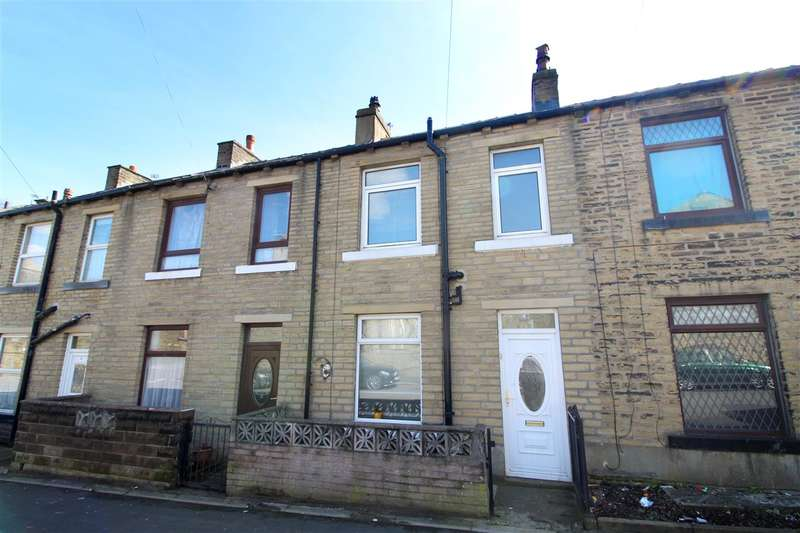 2 Bedrooms Terraced House for sale in Wilson Road, King Cross, Halifax