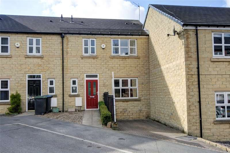 3 Bedrooms Terraced House for sale in Aynsley Mews, Consett, County Durham, DH8