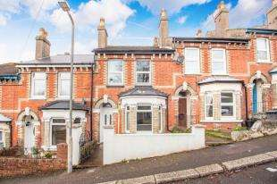 2 Bedrooms Terraced House for sale in Vale View Road, Dover, Kent