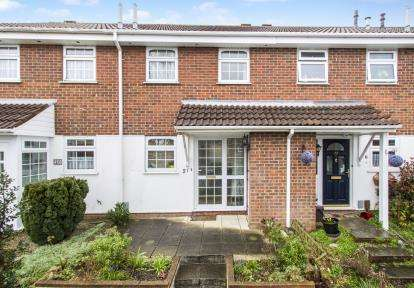 2 Bedrooms Terraced House for sale in Ensbury Park, Bournemouth, Dorset