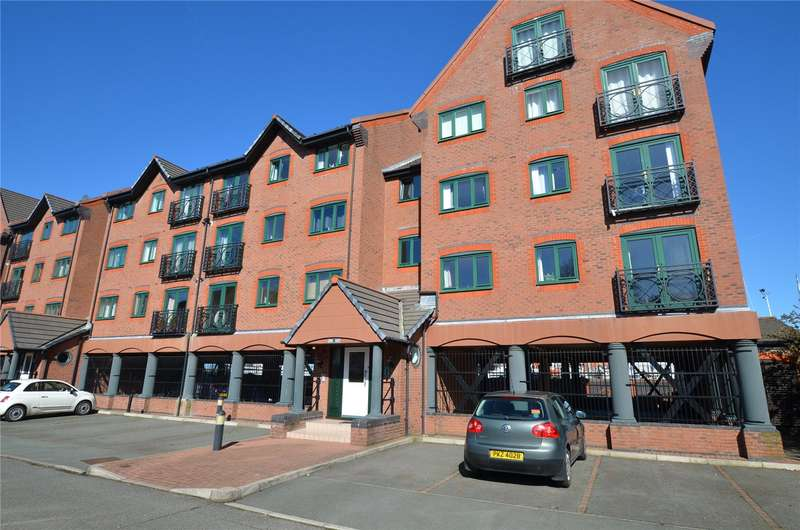 3 Bedrooms Apartment Flat for sale in South Ferry Quay, Liverpool, Merseyside, L3