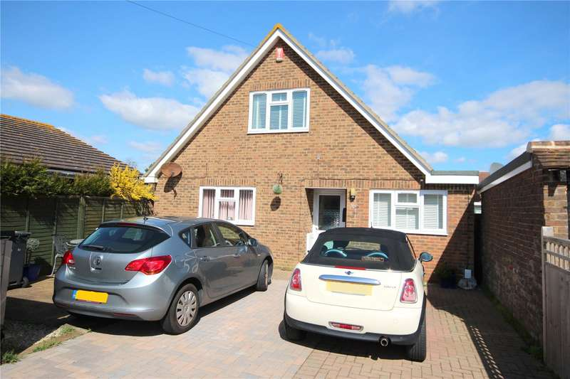 3 Bedrooms Detached House for sale in Alexandra Road, Lancing, West Sussex, BN15