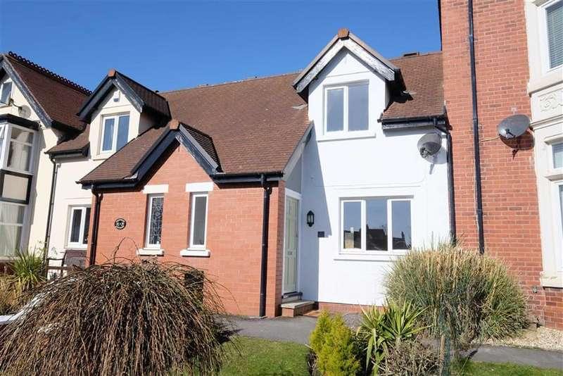 2 Bedrooms Cottage House for sale in Wimborne Cottages, Riley Avenue, St Annes