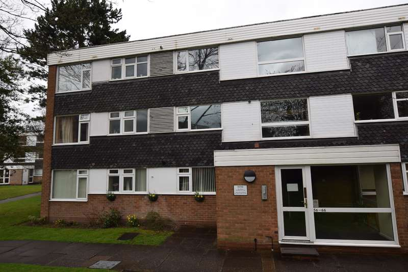 2 Bedrooms Flat for sale in Milcote Road, Solihull, B91 1JW