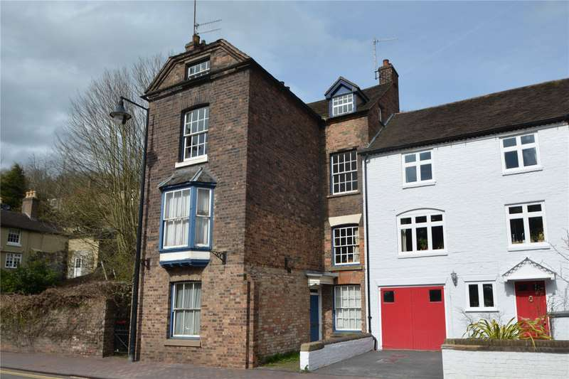 3 Bedrooms Maisonette Flat for rent in 14a The Wharfage, Ironbridge, Telford, Shropshire, TF8