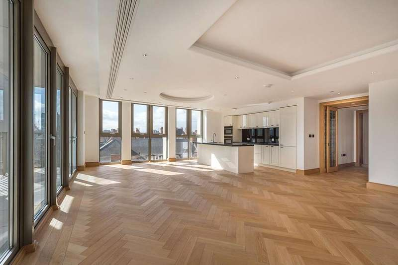 3 Bedrooms Flat for sale in John Islip Street, Westminster, London, SW1P