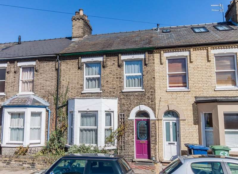 2 Bedrooms Terraced House for sale in Devonshire Road, Cambridge