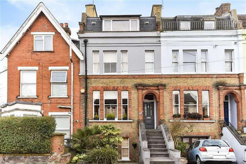 3 Bedrooms House for sale in Salisbury Road, High Barnet, Hertfordshire