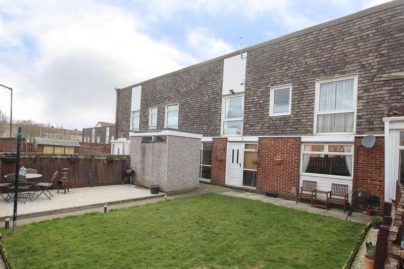 3 Bedrooms Terraced House for sale in Stoneleigh Place, Newcastle Upon Tyne