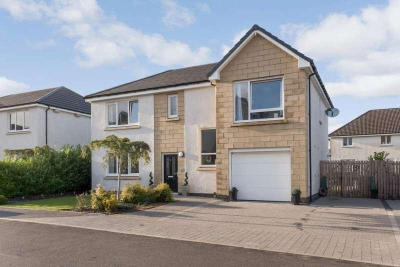 4 Bedrooms Detached Villa House for sale in 9 Nikka Drive, Lauren Grove, Jackton, G75 8FU