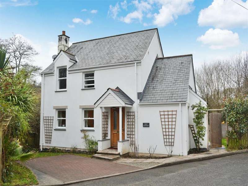 3 Bedrooms Detached House for sale in Mill Lane, Grampound, TRURO, Cornwall