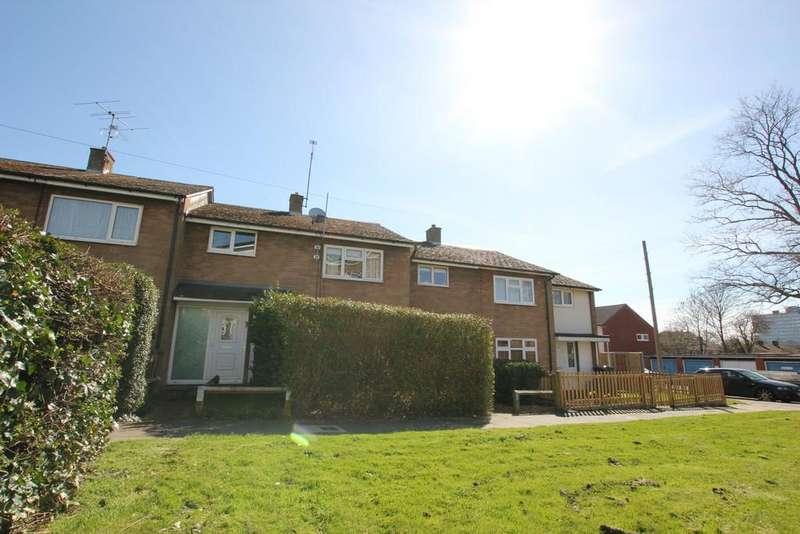 3 Bedrooms Terraced House for sale in Broom Walk, Stevenage