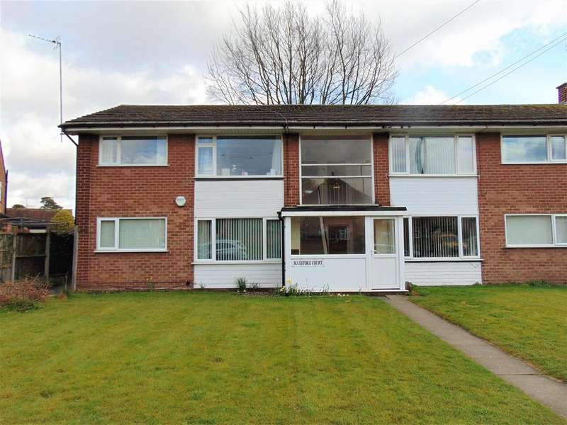 2 Bedrooms Maisonette Flat for sale in Maxstoke Court, Coleshill, Birmingham