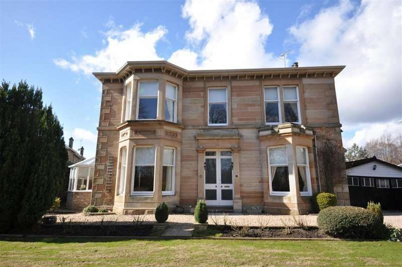 5 Bedrooms Detached Villa House for sale in Kilmorie 76 St Andrews Drive, Pollokshields, G41 4JQ