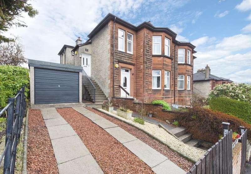 3 Bedrooms Flat for sale in 18 Underwood Road, Burnside, Glasgow, G73 3TD
