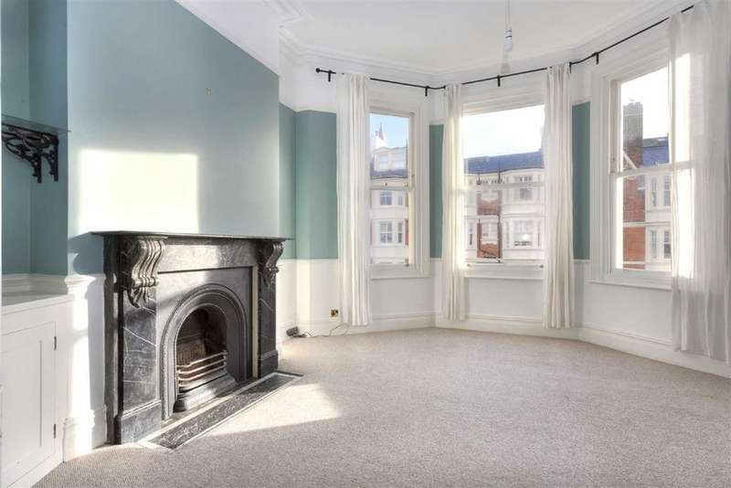 2 Bedrooms Flat for sale in Rochester Mansions, Hove