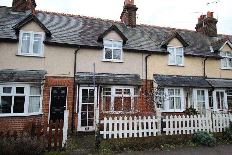 2 Bedrooms Terraced House for sale in Station Road, Ware
