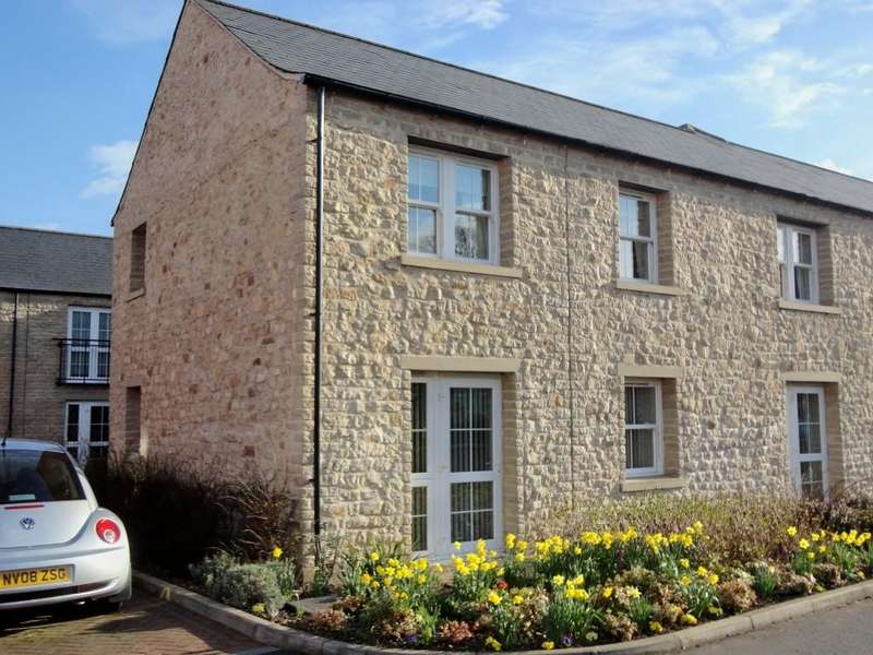 1 Bedroom Apartment Flat for sale in 39 Greendale Court, Bedale