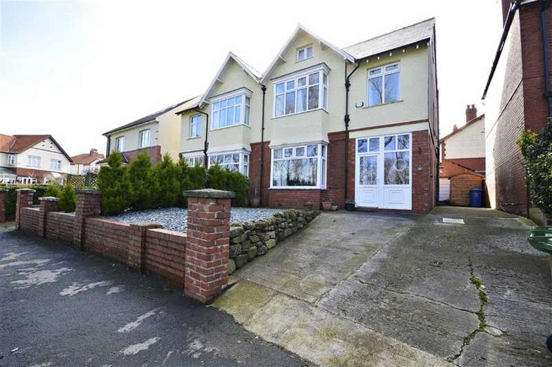 5 Bedrooms Semi Detached House for sale in Peasholm Drive, Scarborough