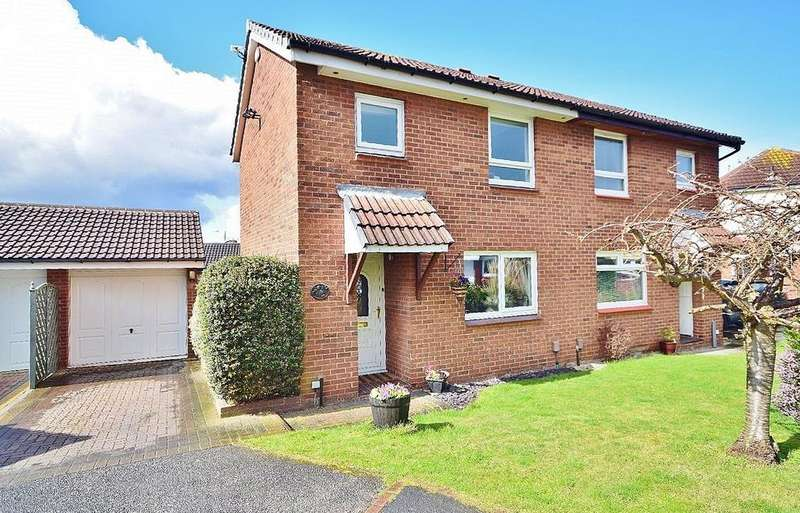2 Bedrooms Semi Detached House for sale in Bridgend Close, Cheadle Hulme