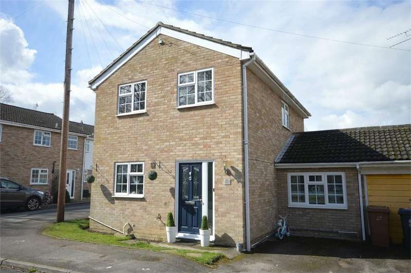 3 Bedrooms Detached House for sale in 25 Thornbera Gardens, Bishop's Stortford