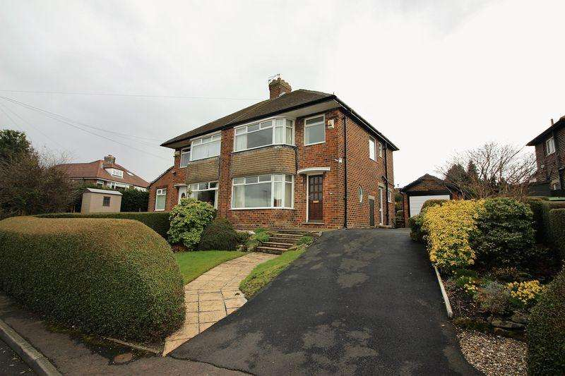 3 Bedrooms Semi Detached House for sale in Green Park Road, Skircoat Green Road,Halifax