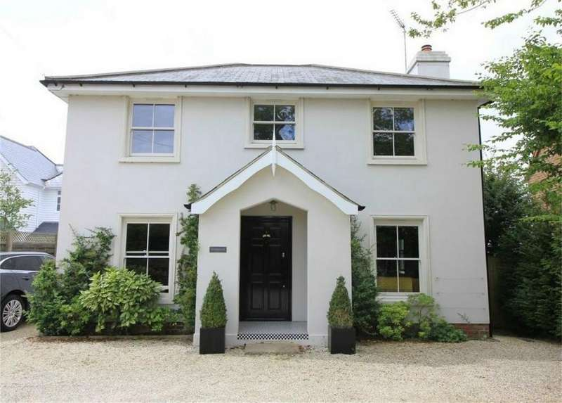 4 Bedrooms Detached House for sale in Chitcombe Road, BROAD OAK, East Sussex