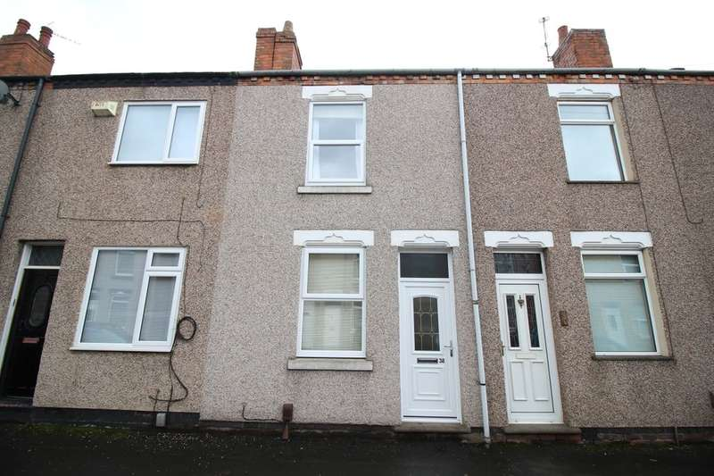 2 Bedrooms Terraced House for sale in Wootton Street, Bedworth, CV12