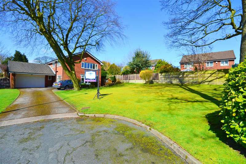 4 Bedrooms Detached House for sale in The Limes, Standish