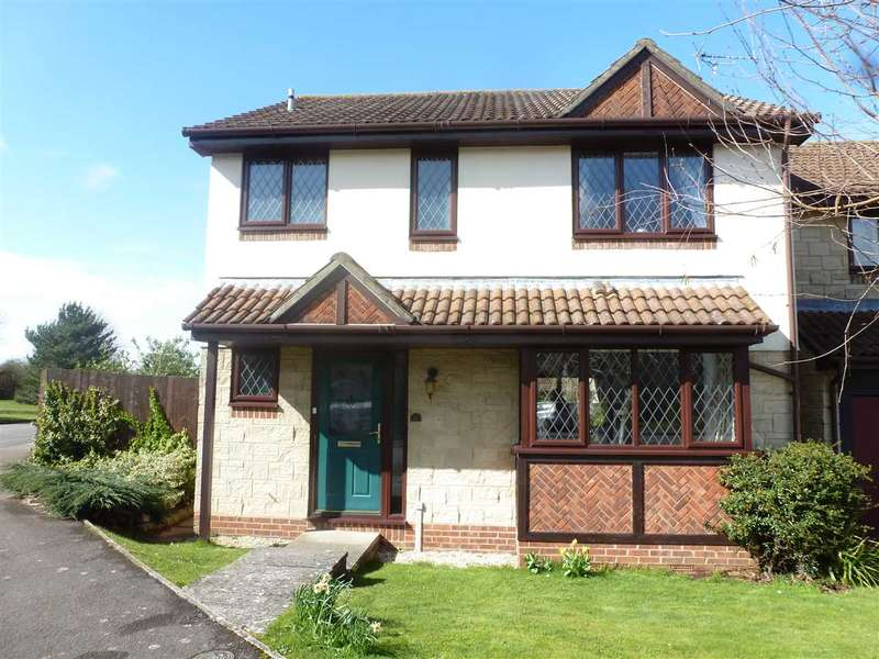 4 Bedrooms Detached House for sale in Rowan Way, Langford, Langford