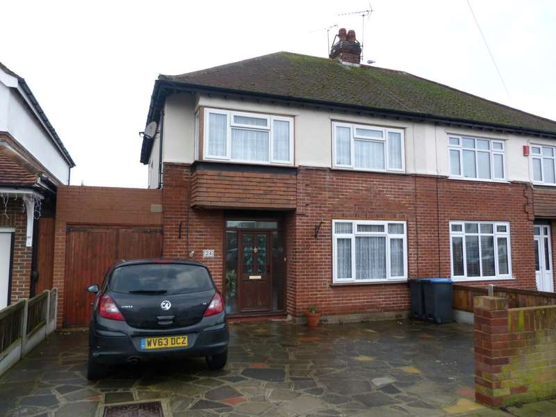 3 Bedrooms Semi Detached House for sale in Foreland Avenue, Margate