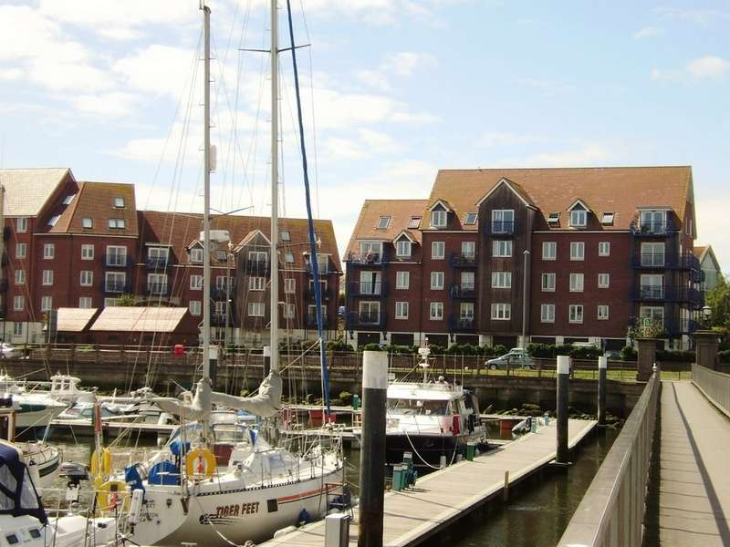2 Bedrooms Apartment Flat for sale in 2 Corscombe Close DT4