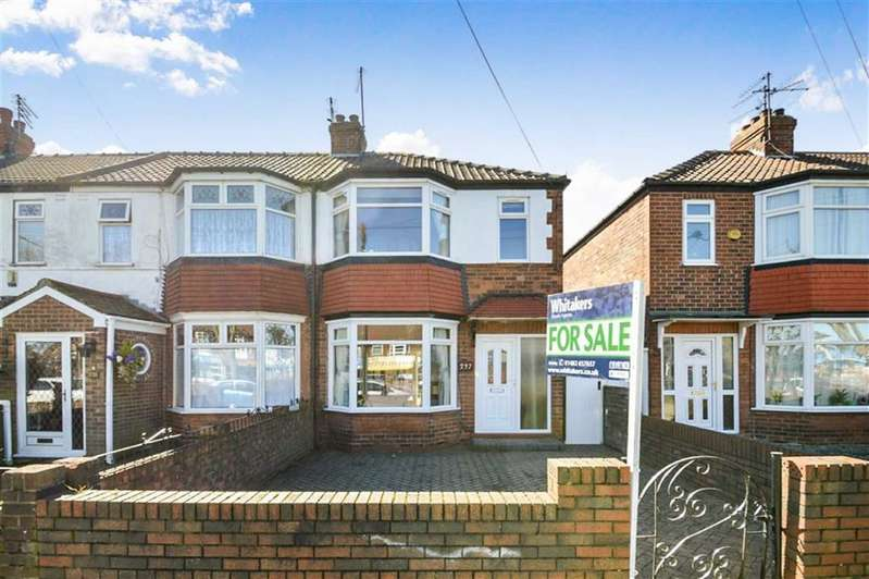 3 Bedrooms Property for sale in Willerby Road, Hull