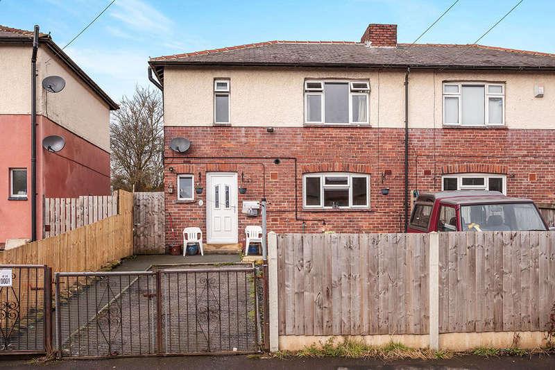 3 Bedrooms Semi Detached House for sale in Stubley Road, Heckmondwike, WF16