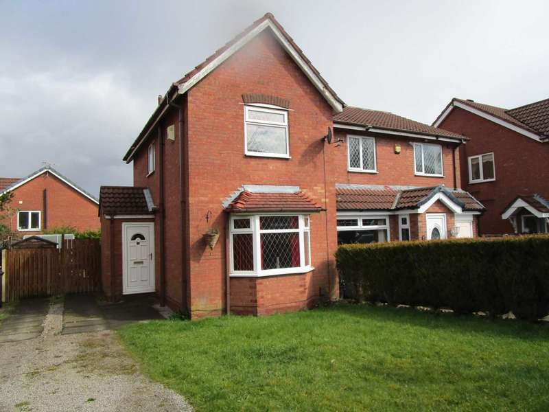 2 Bedrooms Semi Detached House for sale in Vigo Street, Lees.