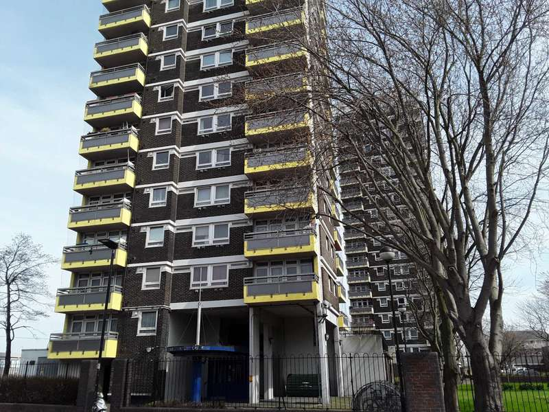 2 Bedrooms Flat for sale in Westland House, Canning Town
