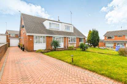 4 Bedrooms Semi Detached House for sale in Eskdale Close, Beechwood, Runcorn, Cheshire, WA7