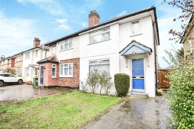 2 Bedrooms Semi Detached House for sale in Hampden Road, Harrow, Middlesex, HA3