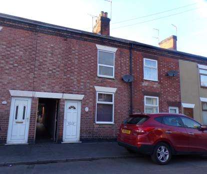 Terraced House for sale in Stafford Street, Burton-on-Trent, Staffordshire