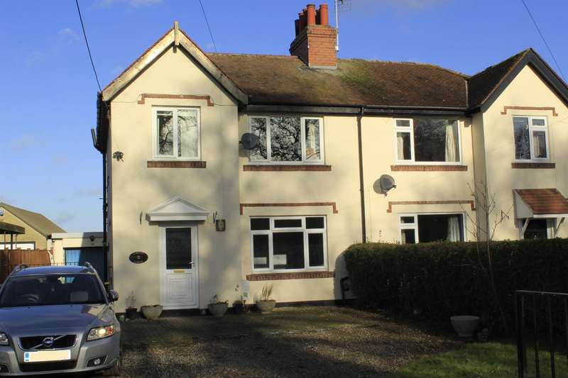 3 Bedrooms Semi Detached House for sale in York Road, Bilton-in-Ainsty, YO26 7NL