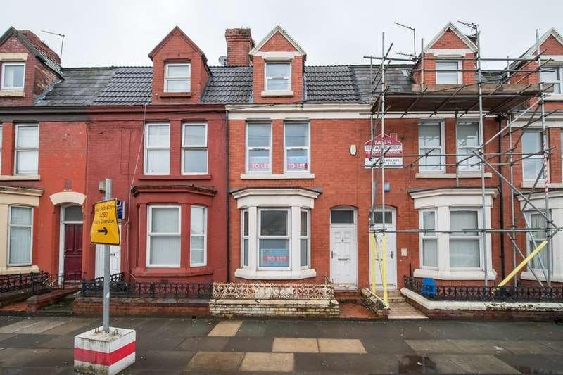 5 Bedrooms Terraced House for sale in Kensington, Liverpool, Merseyside, L7