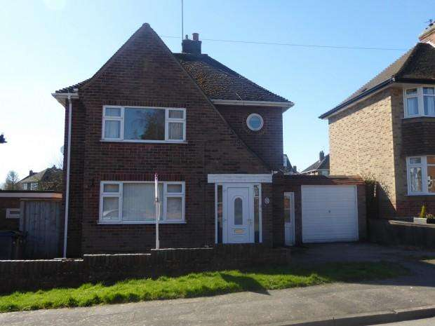 3 Bedrooms Detached House for sale in Palmerston Road, Melton Mowbray, LE13