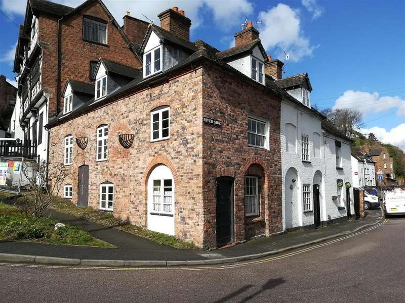 Town House for sale in 42 Riverside, Bridgnorth