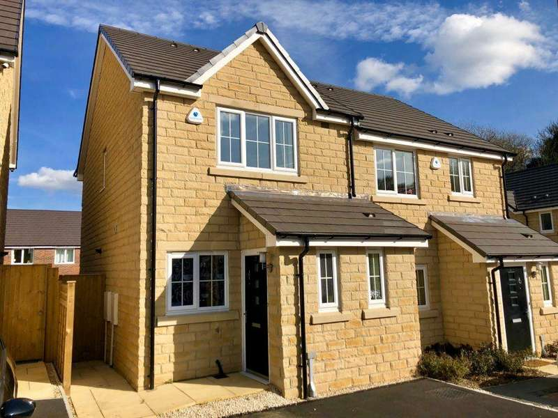 2 Bedrooms Semi Detached House for rent in Brooke Close, Deepcar, Sheffield