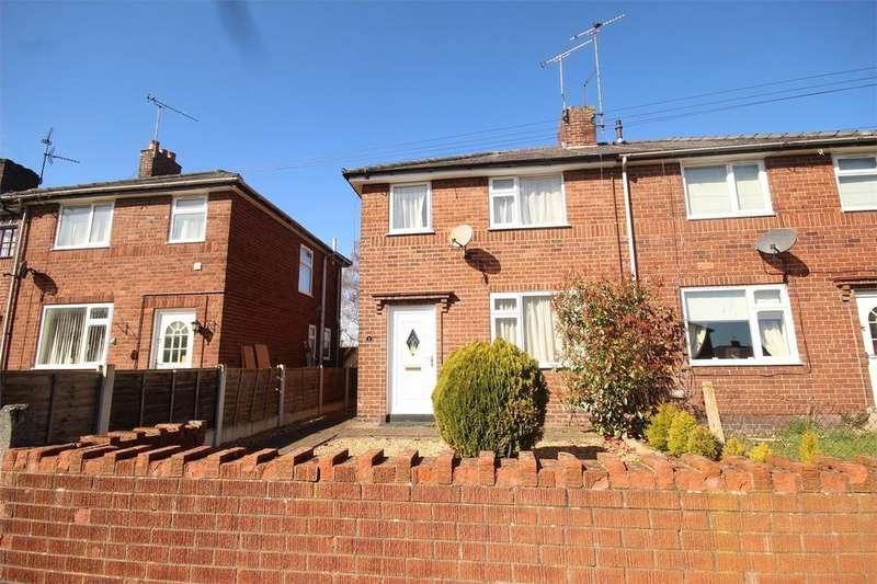 2 Bedrooms Semi Detached House for sale in Bromfield Park, Mold, Flintshire